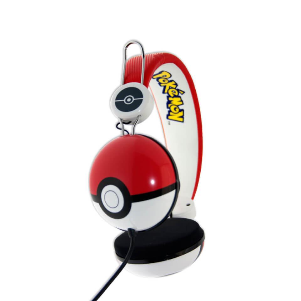 pokemon-ball-on-ear-headphones