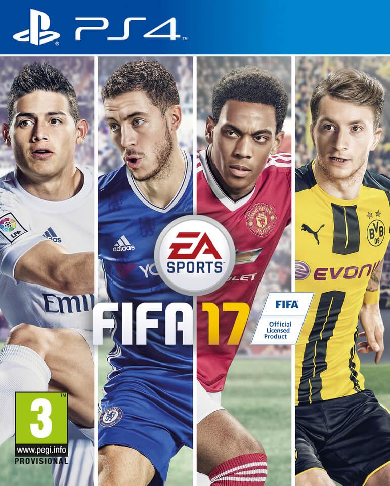 Скачать FIFA 17 (2016) XBOX 360 торрент