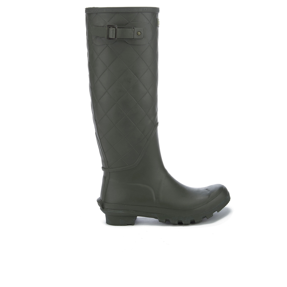 barbour-women-setter-quilted-wellies-olive-3