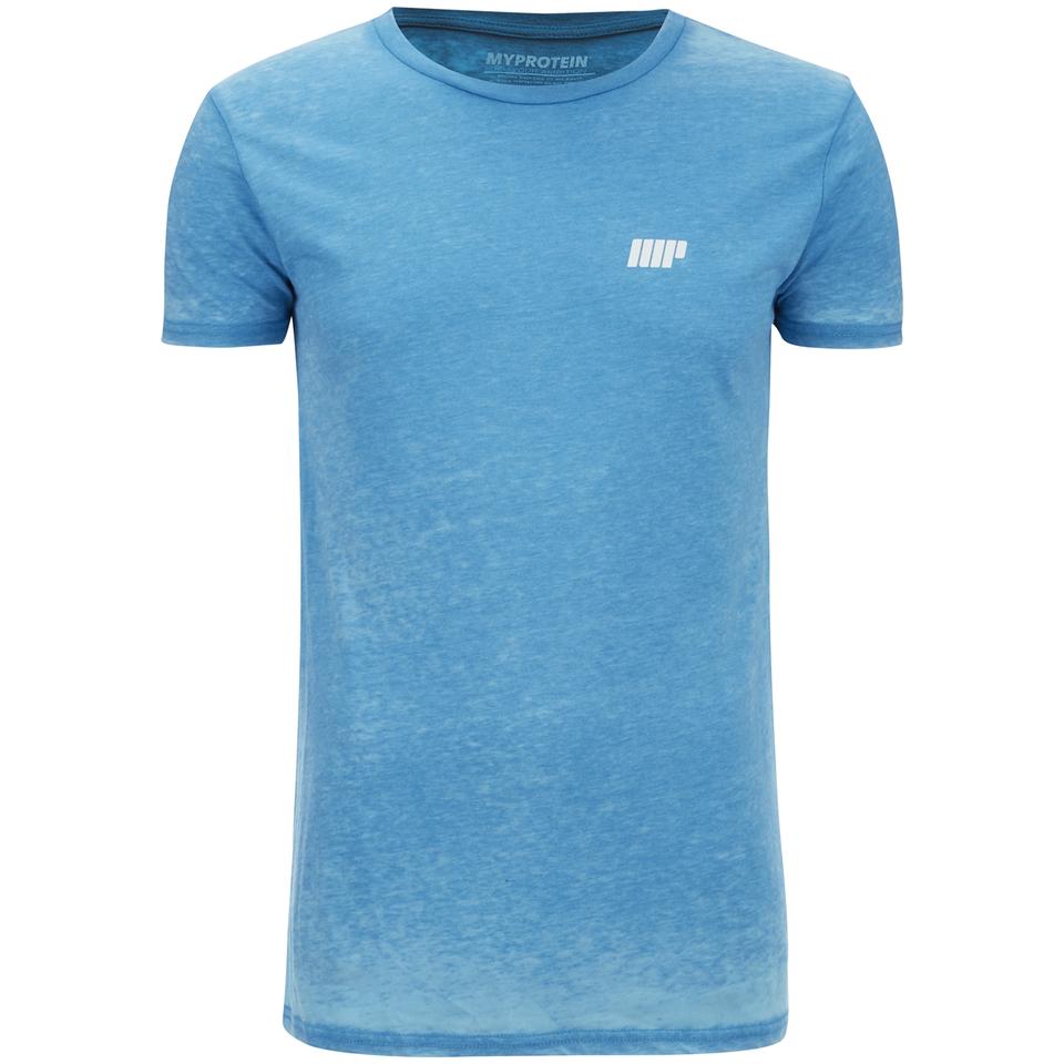 Foto Myprotein Men's Burnout T-Shirt - Turquoise -L