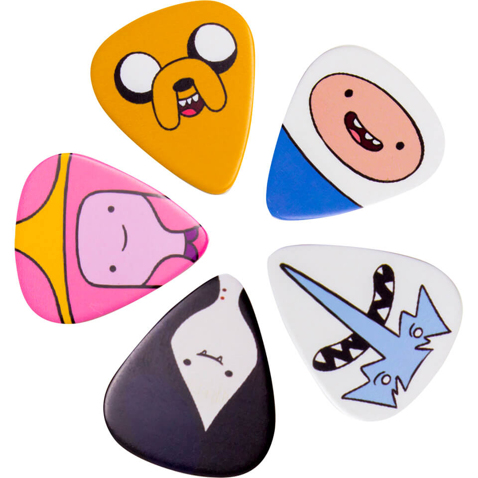 adventure-time-character-guitar-plectrums-set-of-5