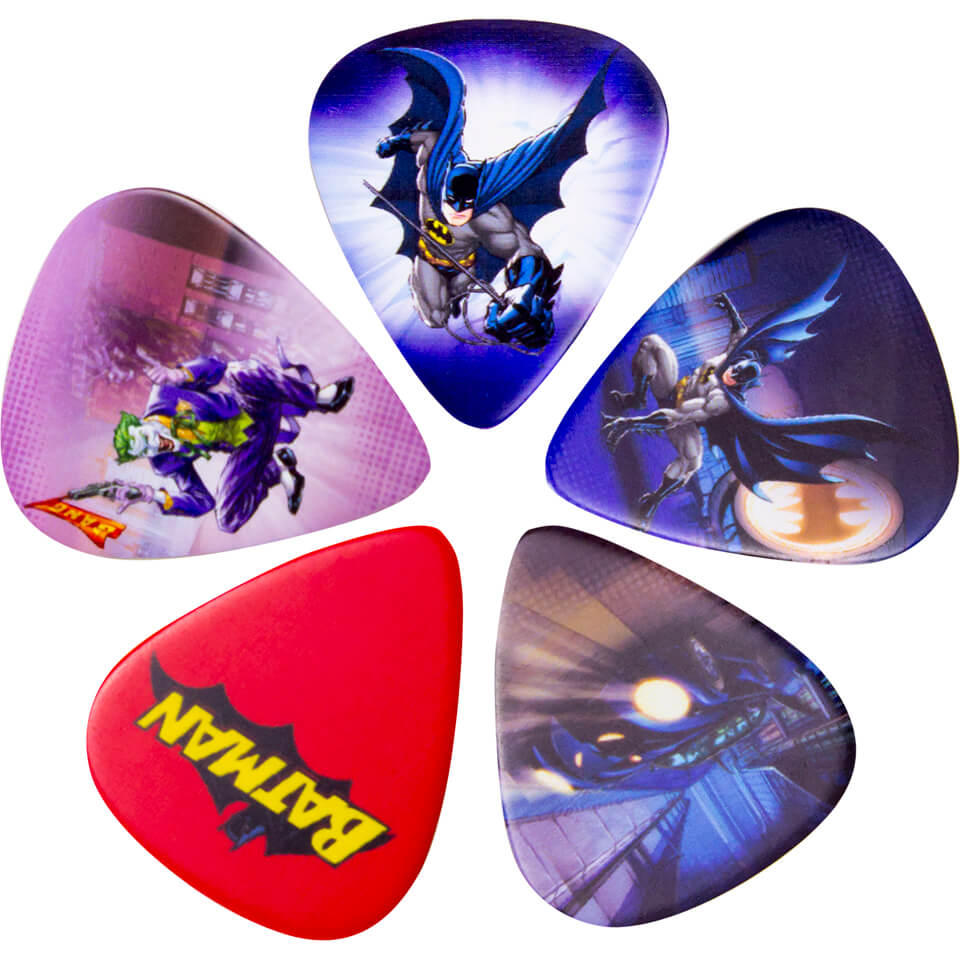 batman-guitar-plectrums-set-of-5
