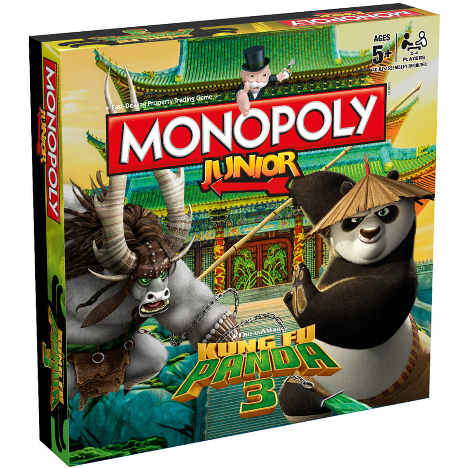 monopoly-junior-kung-fu-panda-3-edition