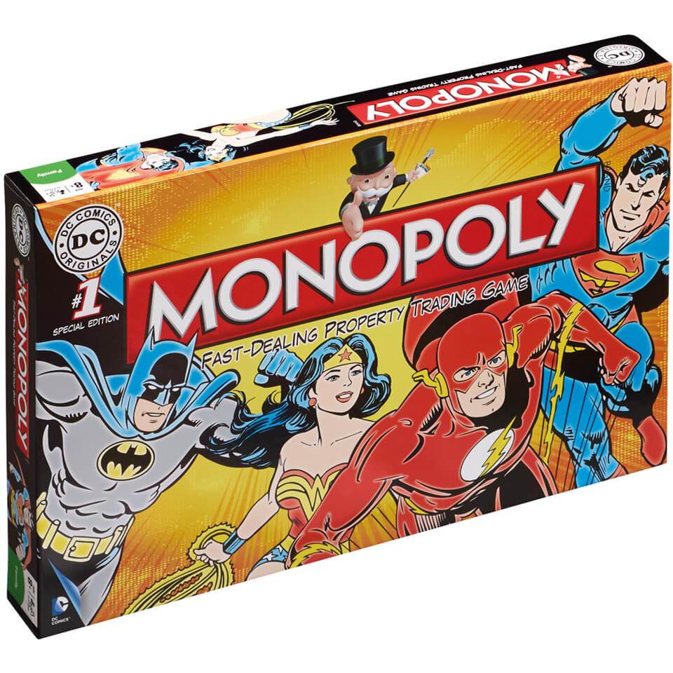monopoly-dc-comics-retro-edition