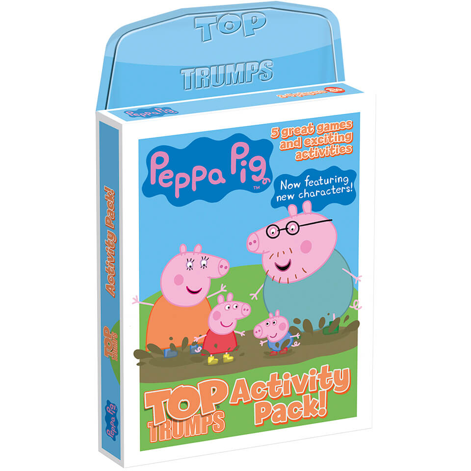 top-trumps-activity-pack-peppa-pig