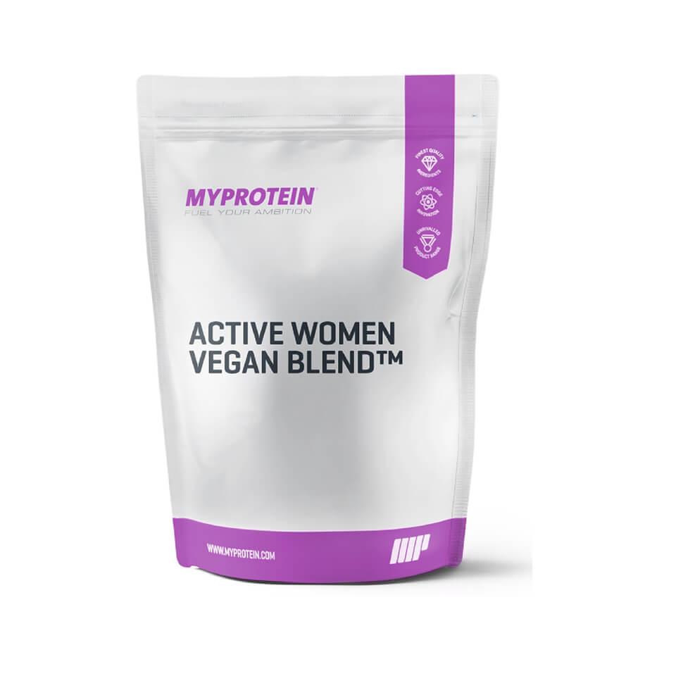 Foto Active Woman Vegan Blend - Pineapple & Coconut - 2.5kg Myprotein
