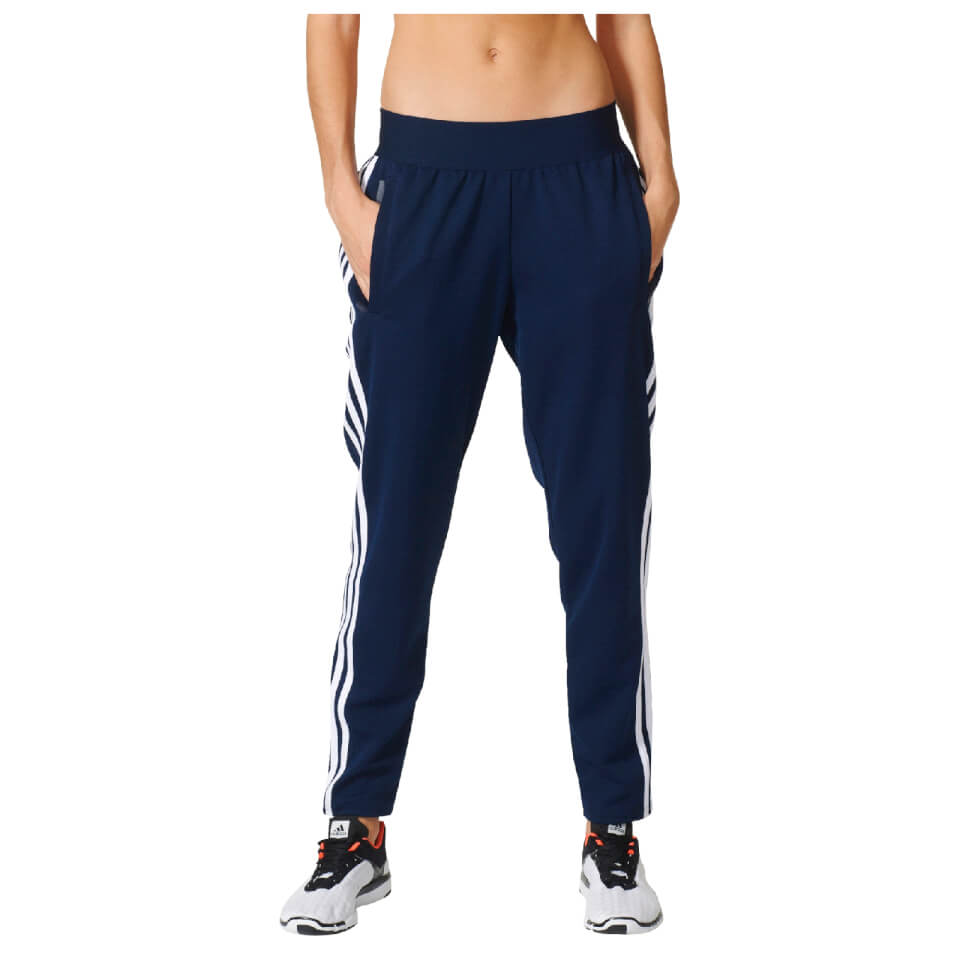 adidas-women-3-stripes-tapered-training-pants-navy-xs