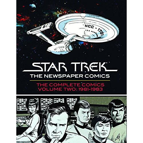 star-trek-newspaper-strip-volume-2-graphic-novel