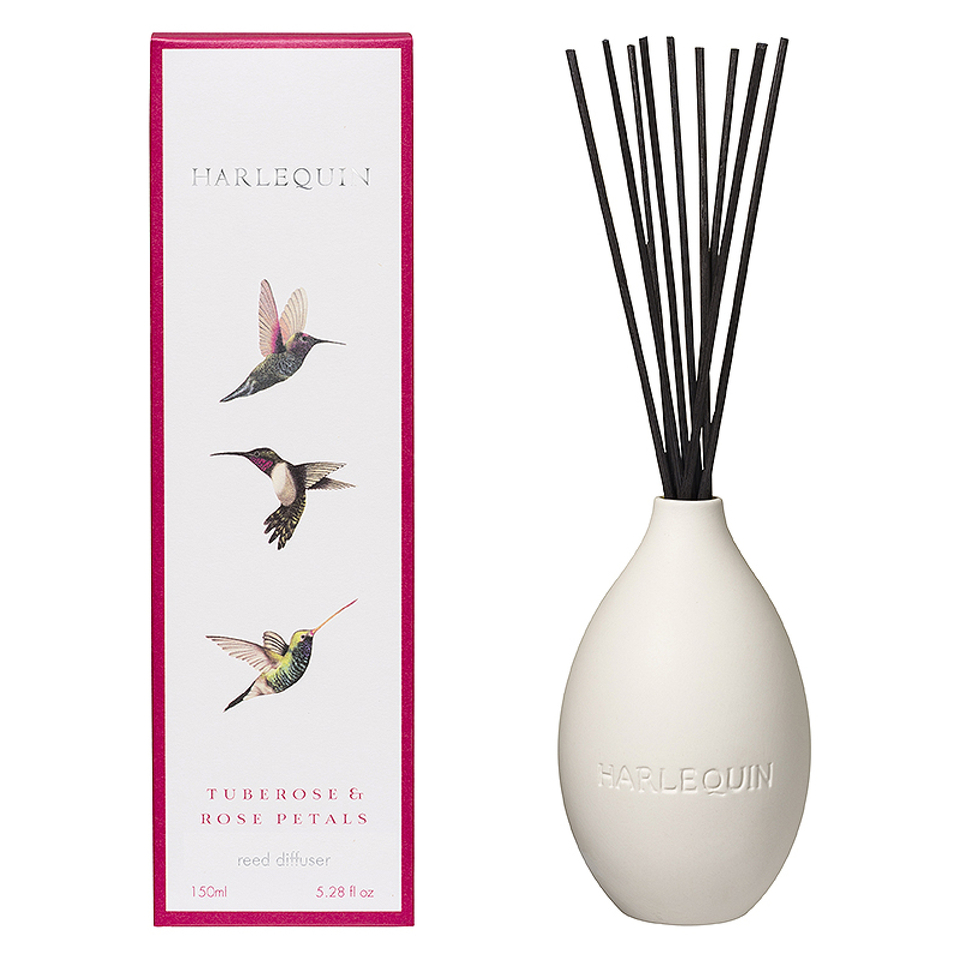 harlequin-amazilia-tuberose-rose-petals-reed-diffuser