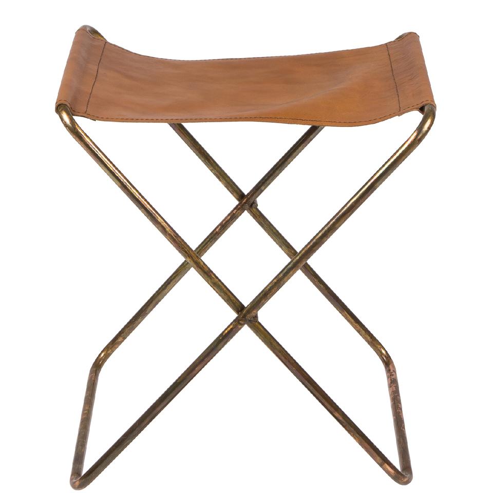 broste-copenhagen-nola-leather-stool