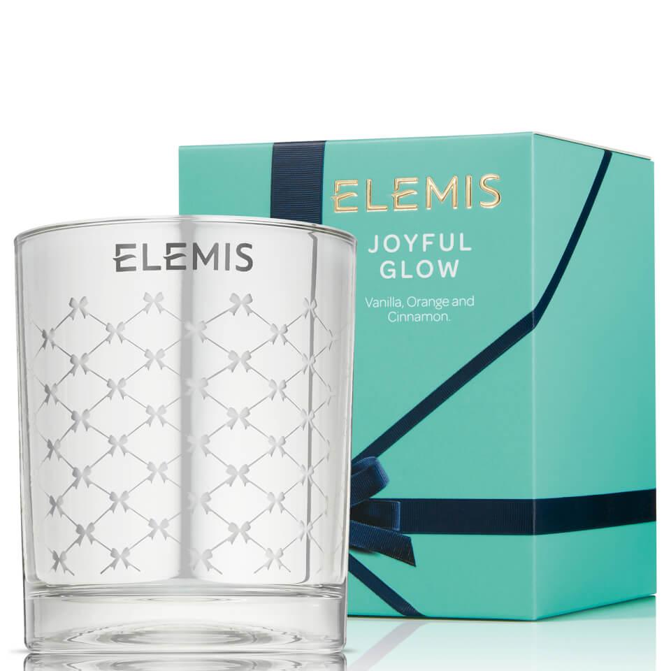 Köpa billiga Elemis Joyful Glow Christmas Candle online