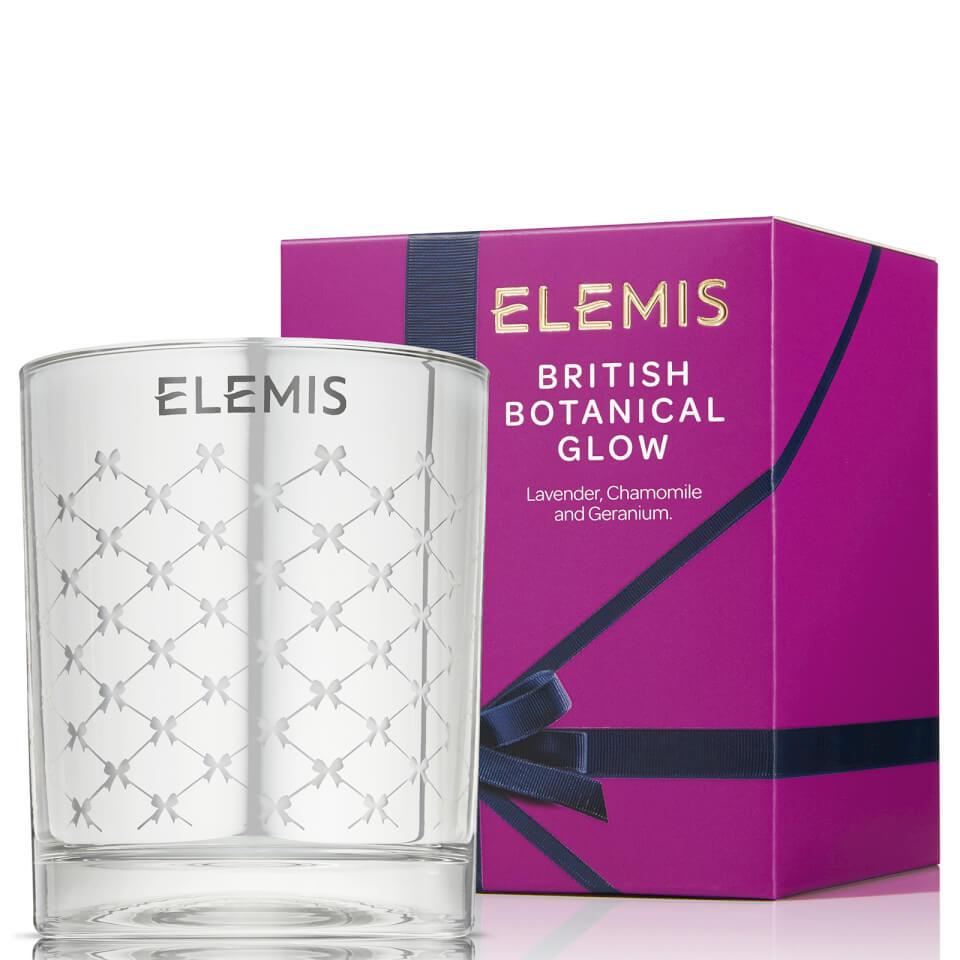 Köpa billiga Elemis British Botanical Glow Candle online