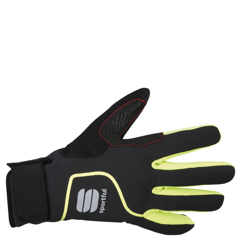 sportful-sotto-zero-gloves-black-yellow-s