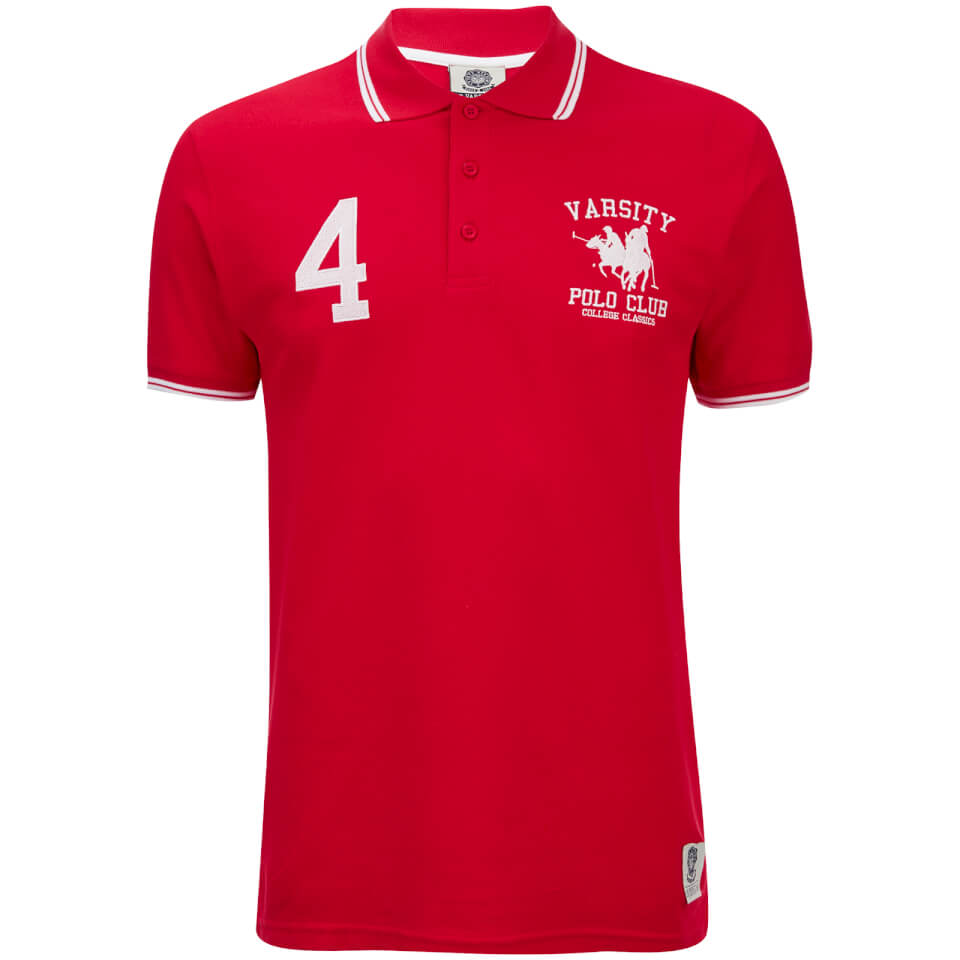 varsity-team-players-men-college-polo-shirt-red-white-s