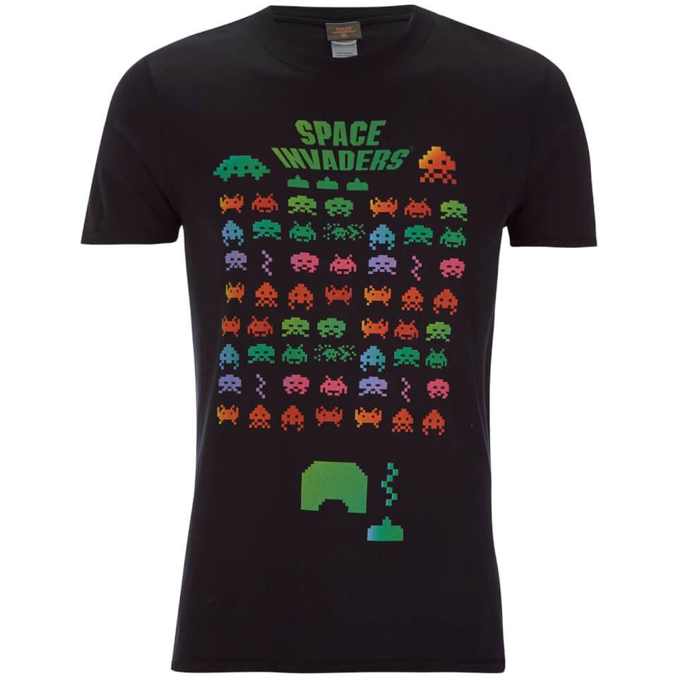 atari-men-space-invaders-rainbow-arcade-game-t-shirt-black-s
