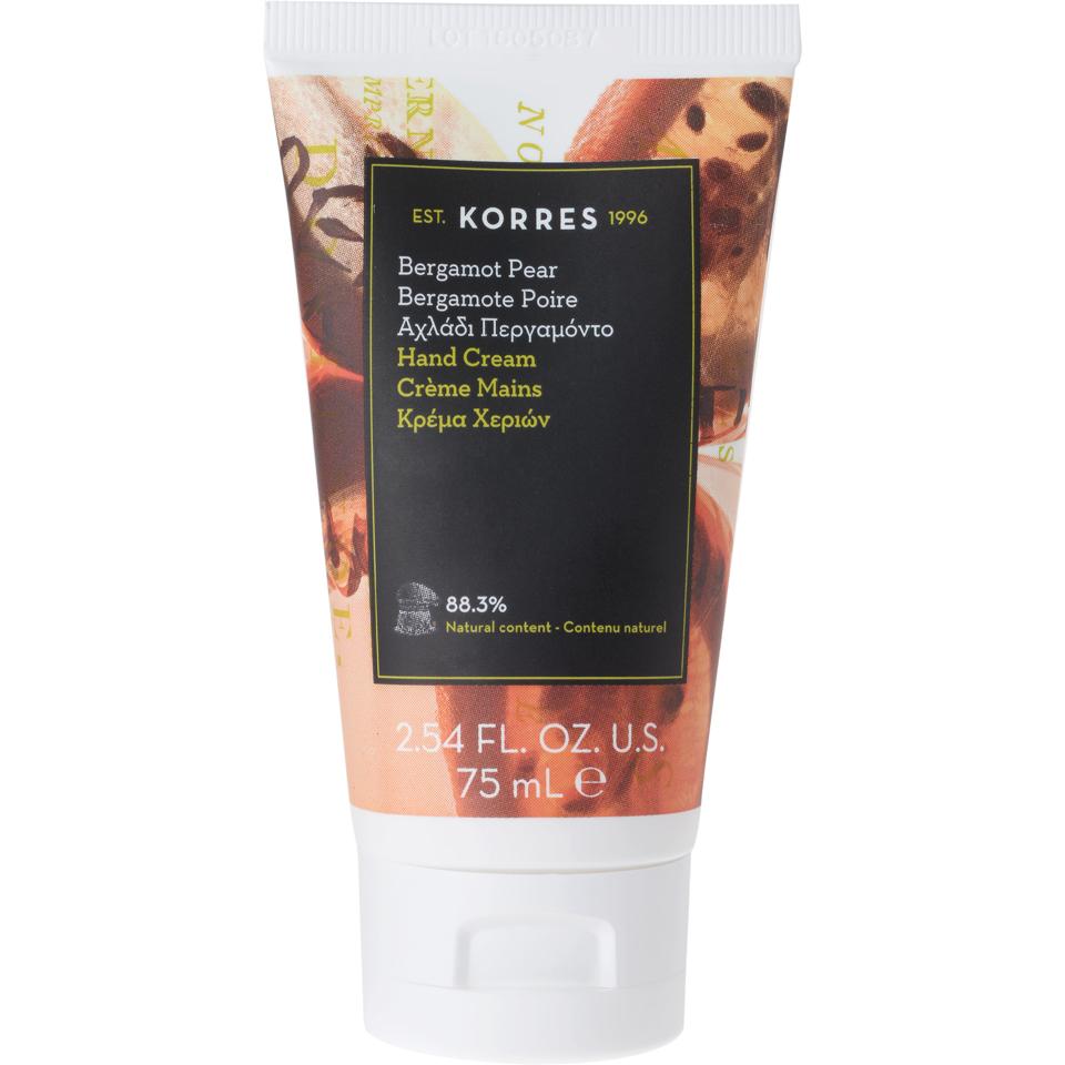 Köpa billiga Korres Bergamot Pear Hand Cream 75ml online