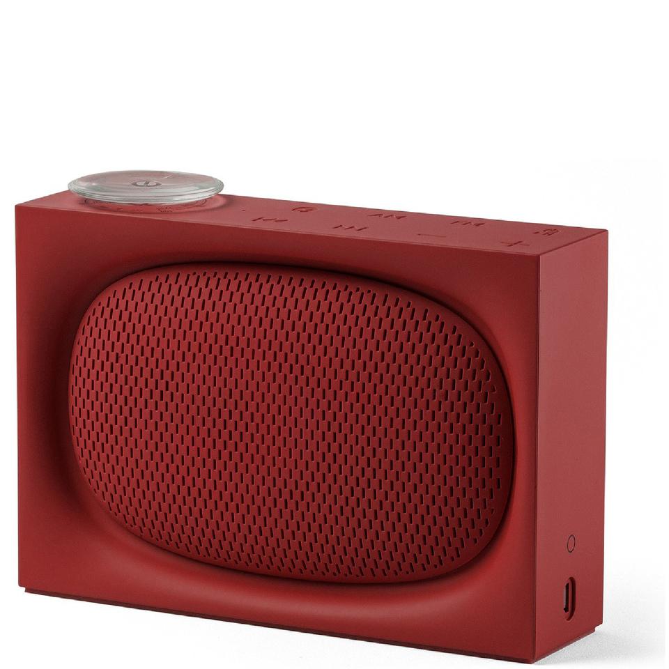 lexon-ona-radio-red