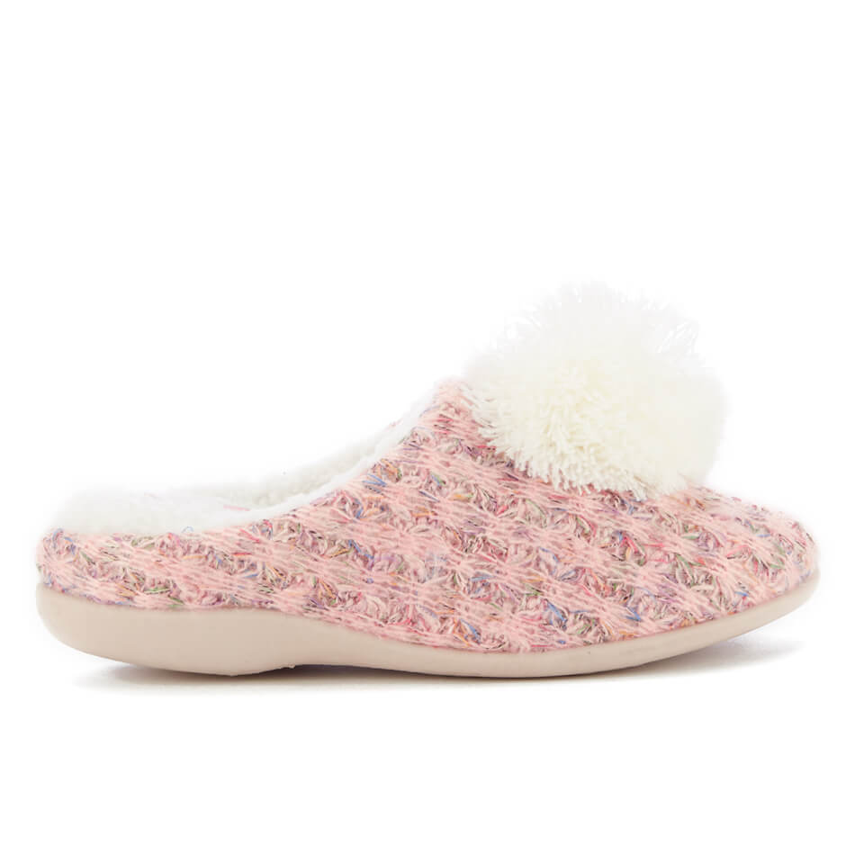 dunlop-women-adeline-pom-pom-slippers-peach-3