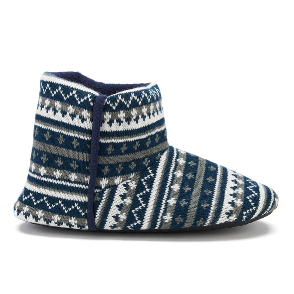 dunlop-men-adnet-fairisle-slipper-boots-navy-s-7-8