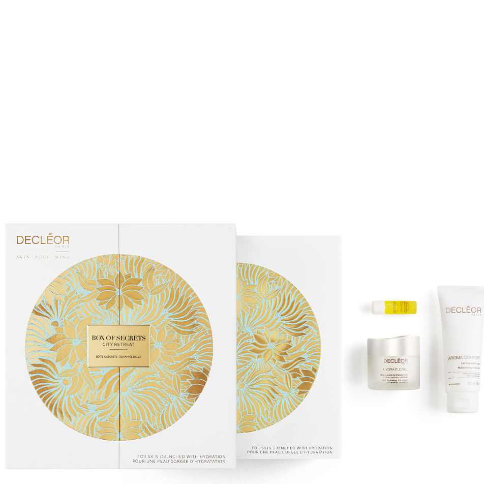 decleor-city-retreat-kit