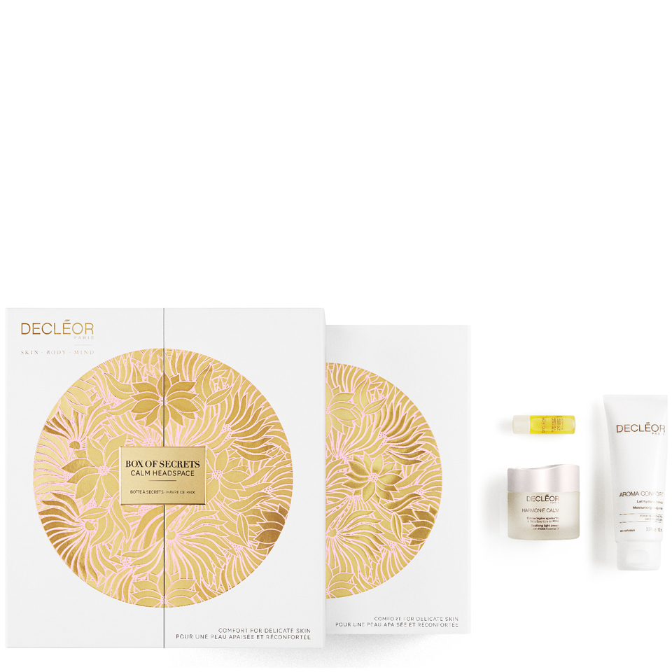 decleor-calm-headspace-kit