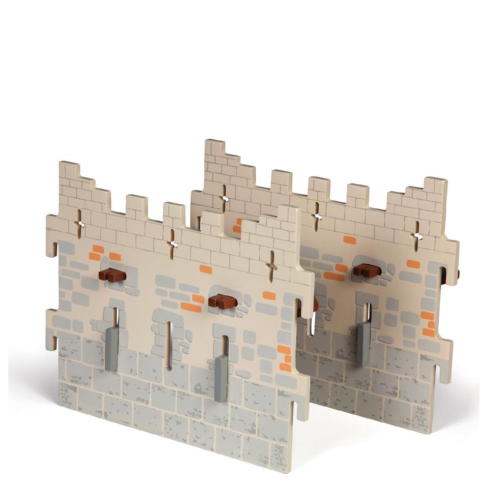 papo-medieval-era-weapon-master-castle-2-large-walls-set-4