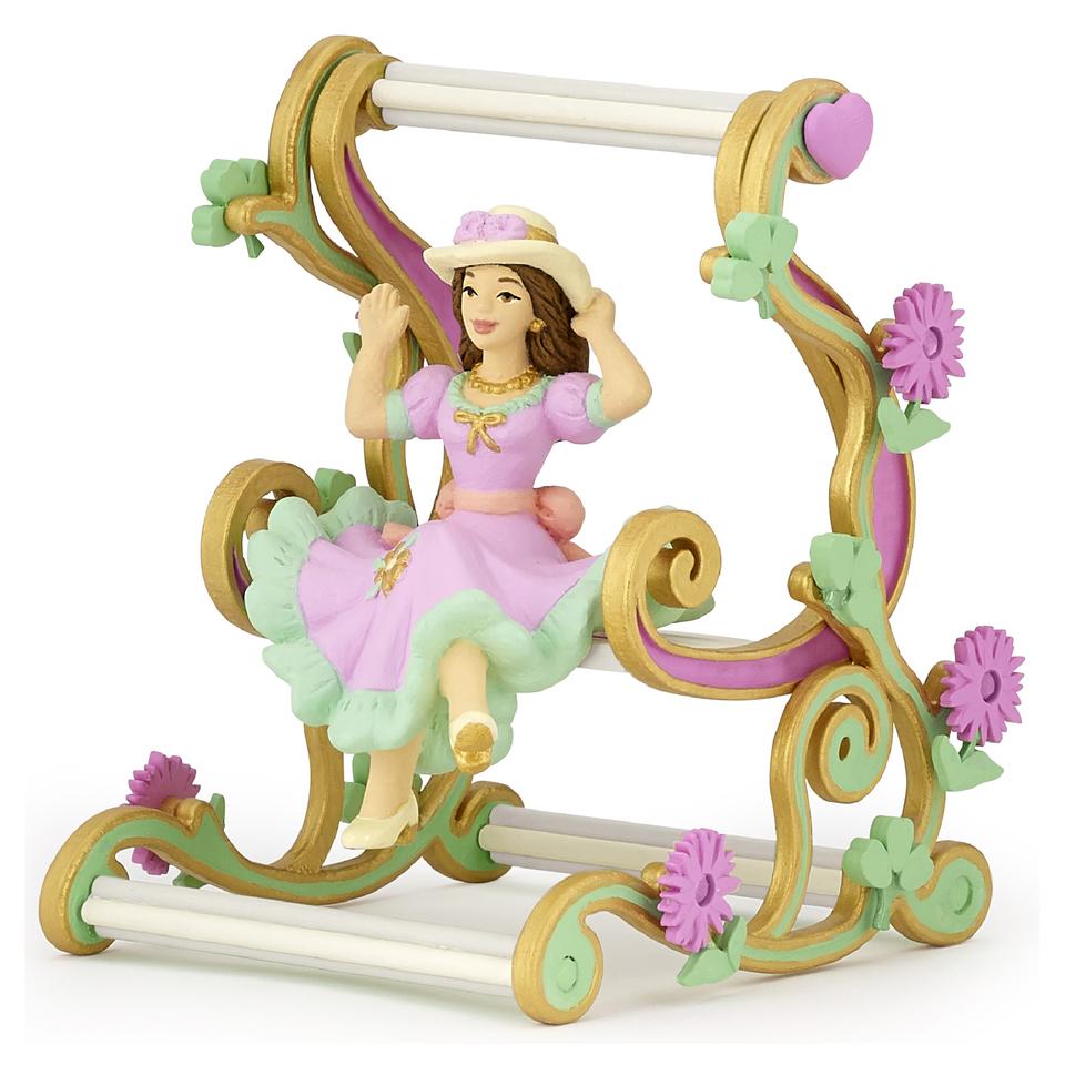 papo-enchanted-world-princess-on-swing-chair