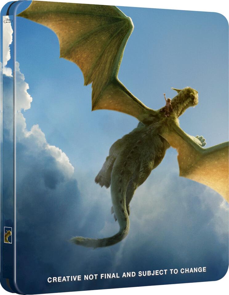 pete-dragon-zavvi-exclusive-edition-steelbook