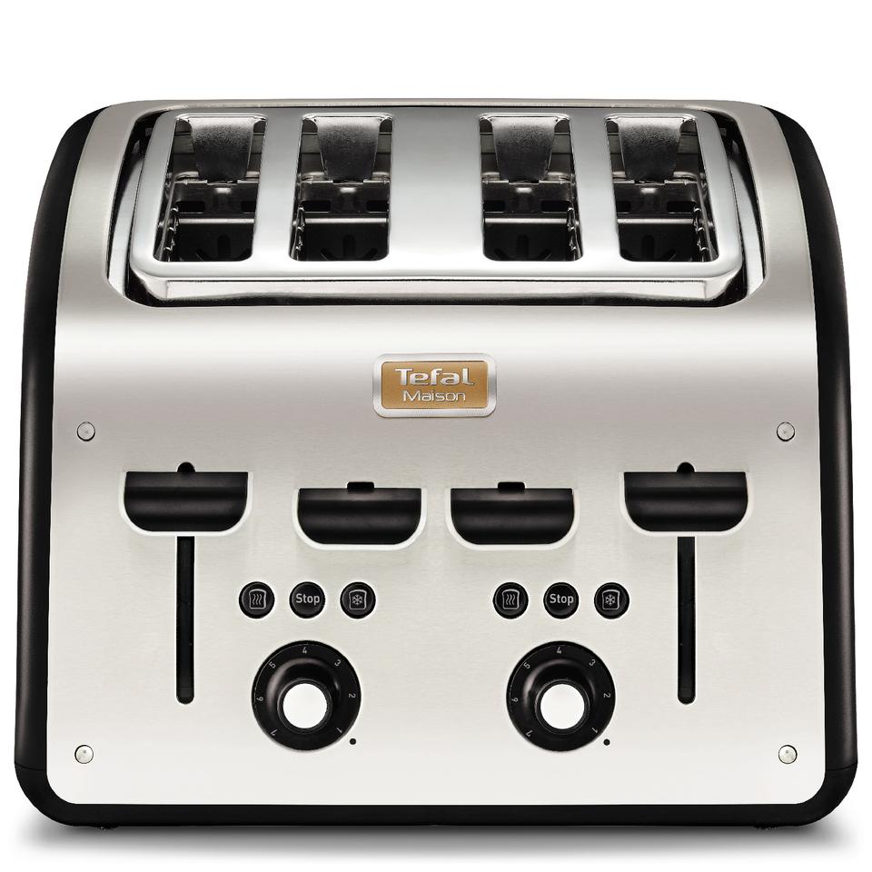 tefal-maison-tt7708uk-stainless-steel-4-slice-toaster-chalkboard-black