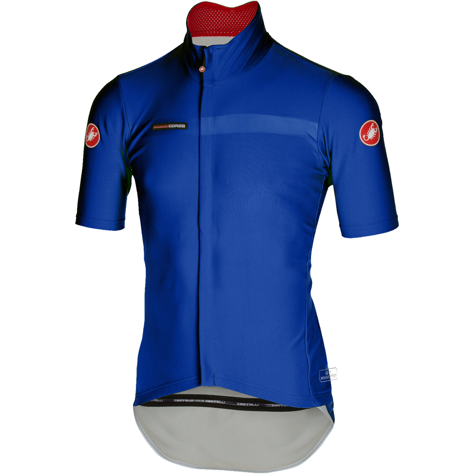 castelli-gabba-2-short-sleeve-jersey-blue-xl