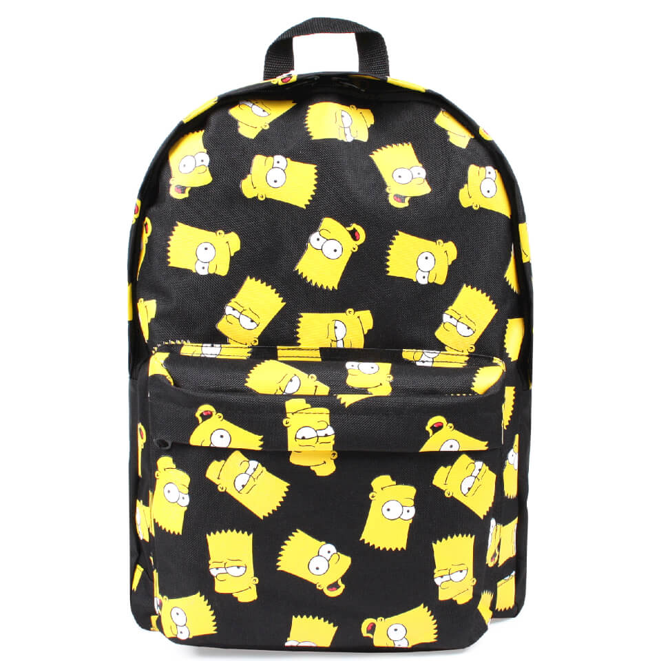the-simpsons-men-bart-face-backpack-black