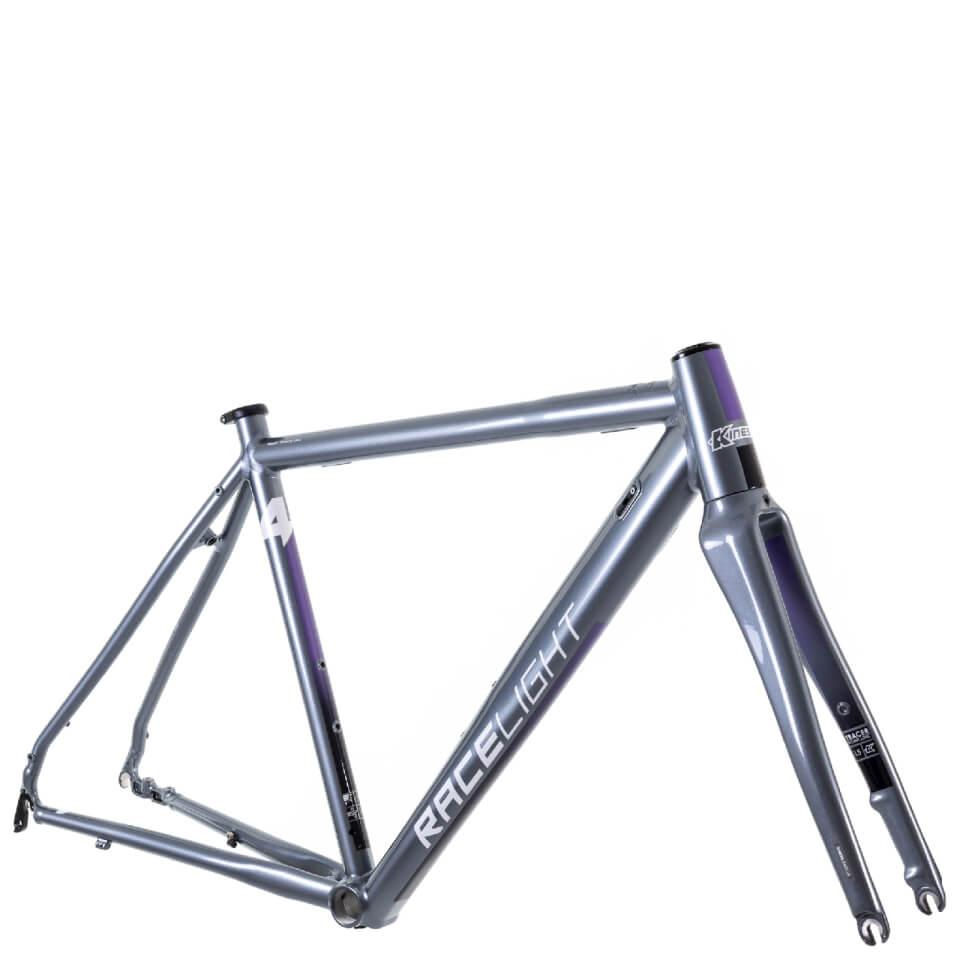 kinesis-racelight-4s-disc-frameset-greypurple-57cm