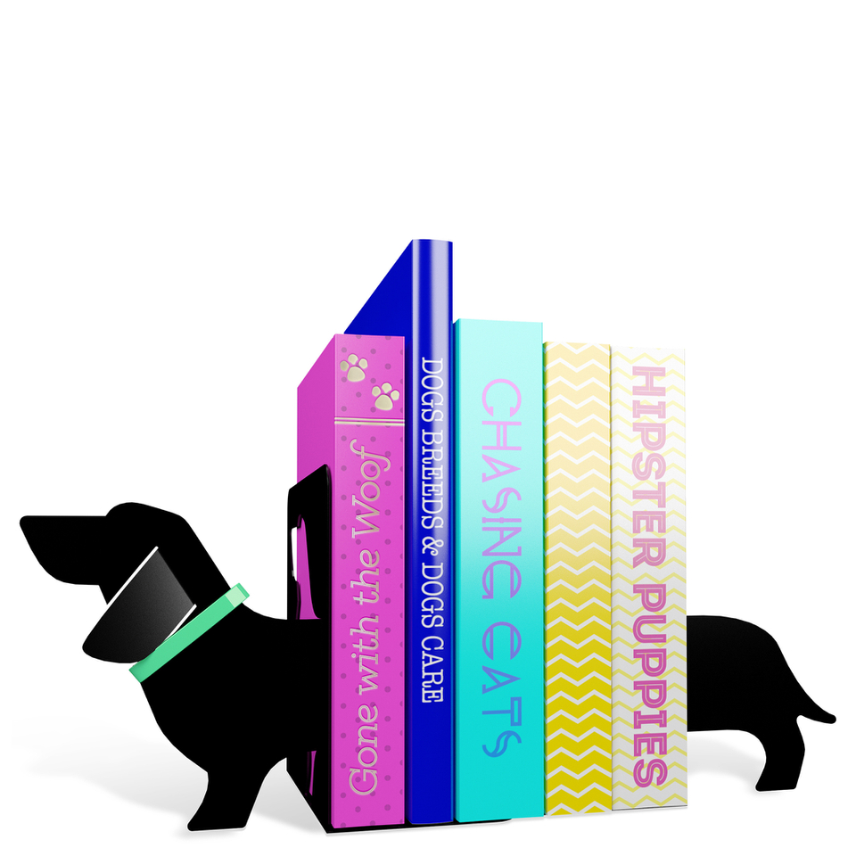 sausage-dog-bookends