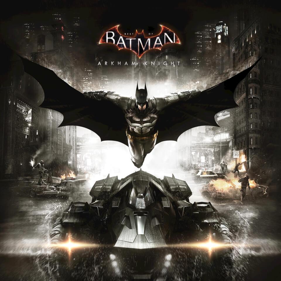 best-of-batman-arkham-knight-the-original-motion-picture-soundtrack-1lp-zavvi-exclusive-edition-blue-maroon-splatter-vinyl
