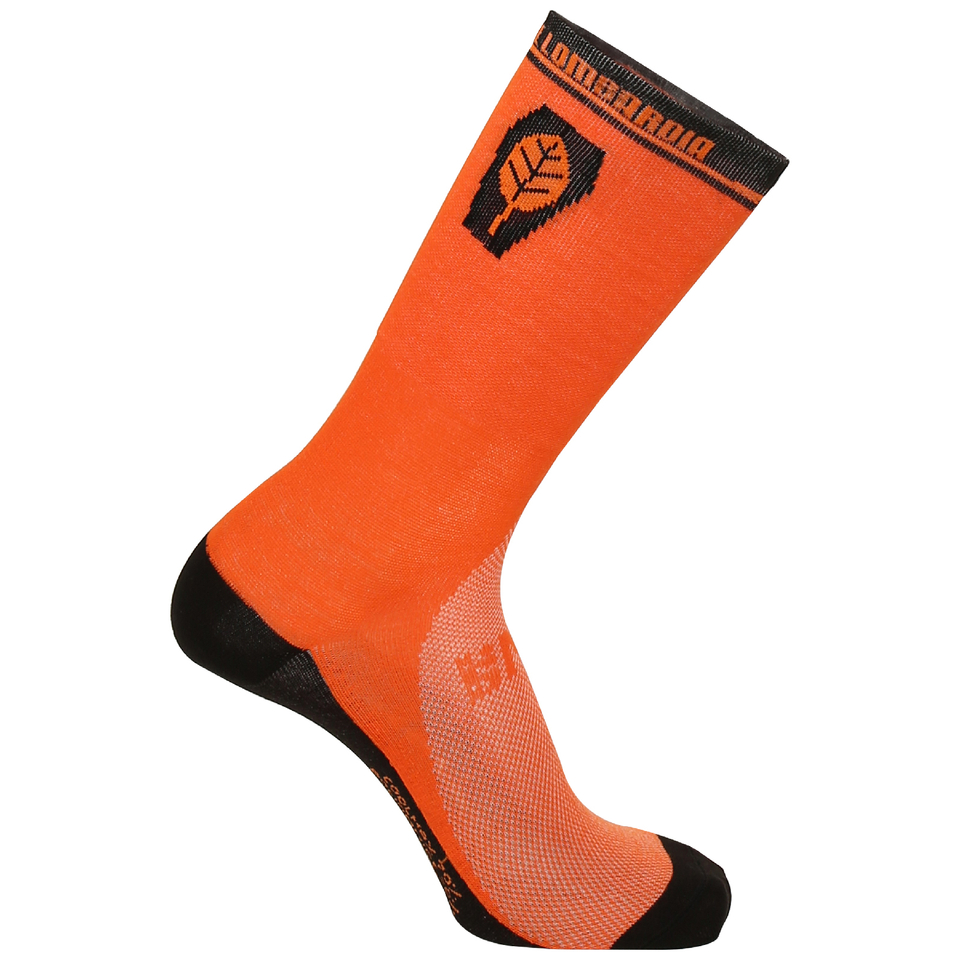 santini-il-lombardia-high-profile-socks-orange-xs-s