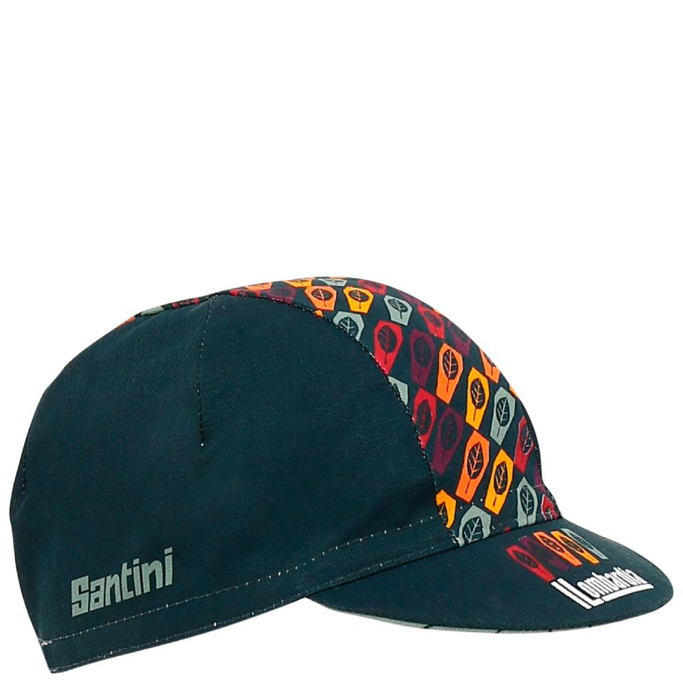 santini-il-lombardia-cotton-cap-black