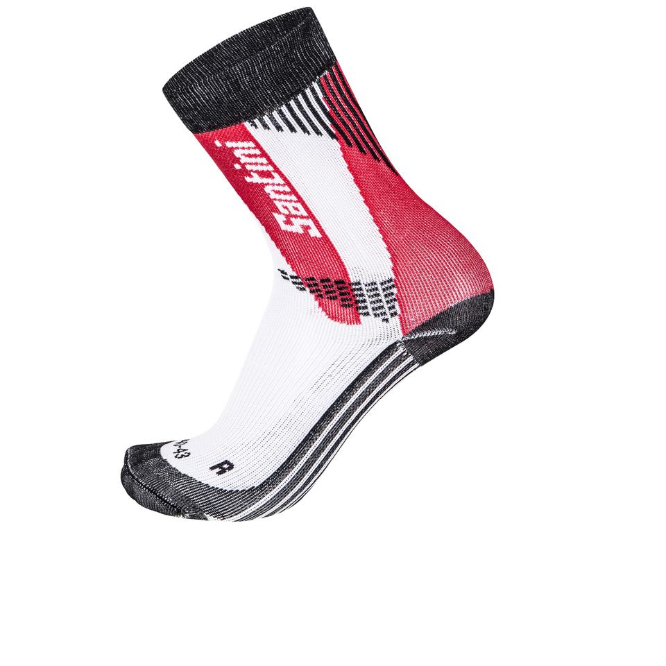 santini-comp-2-profile-socks-red-xs-s