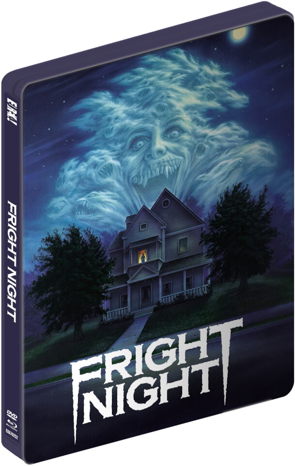 Fright Night - Dual Format Zavvi Exclusive Limited Edition ...