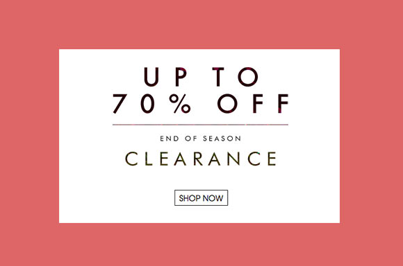 End of season clearance up to 70% off designer bags and accessories at Mybag.