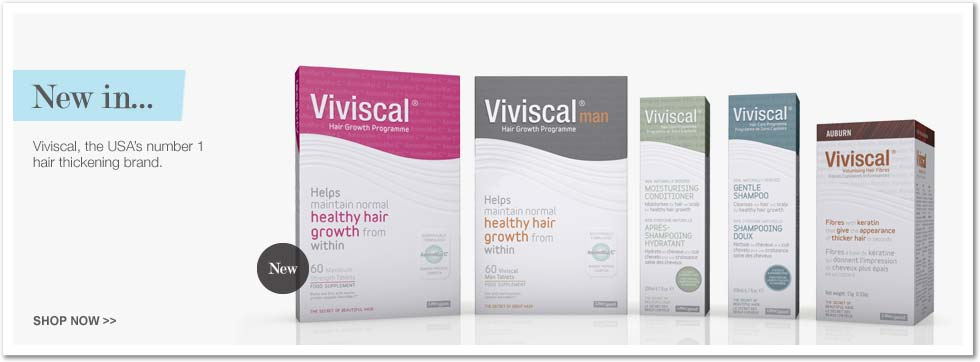 Viviscal New In