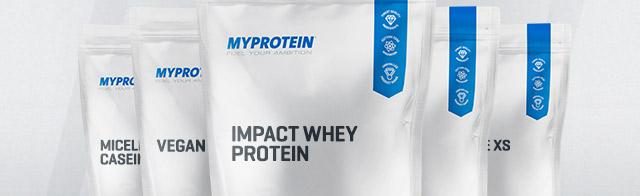 25% Rabatt auf alle Proteinpulver + Gratis Mixmaster Shaker ab € 50