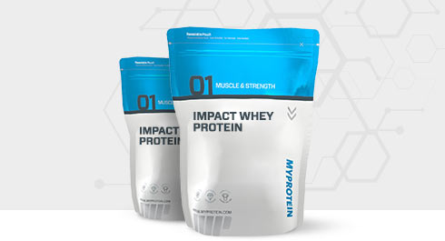 20% off Impact Whey Protein