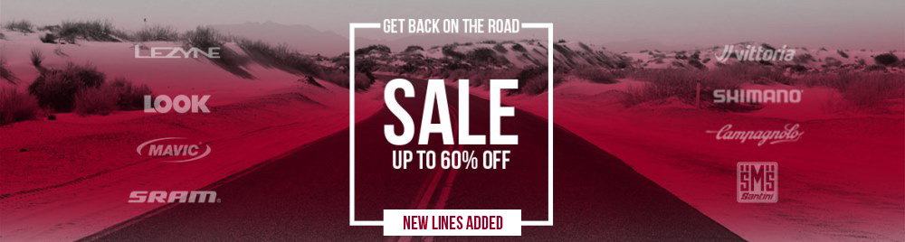 Save up to 60% off new lines added + free standard Australia delivery on orders of $89 at Probikekit.