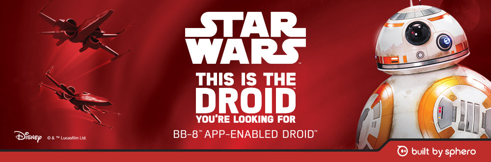 Star Wars BB-8 App Enabled Droid