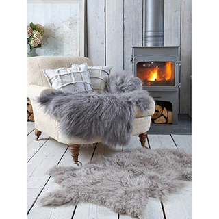 Sheepskin Rugs for only £36.99