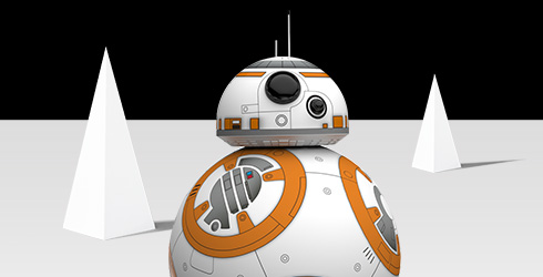 BB-8 App Enabled Droid for £99.99