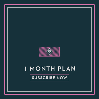 Scent From - A Candle Box Subscription - 1 Month