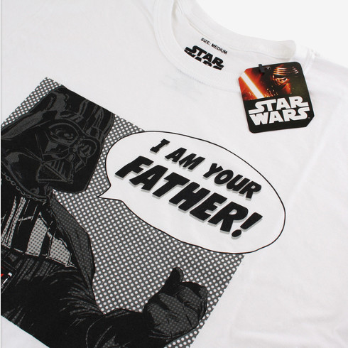 Father's Day Gifts for Geeky Dads - I Am Your Father T-Shirt
