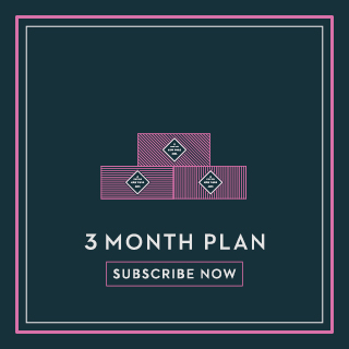 Scent From - A Candle Box Subscription - 3 Months