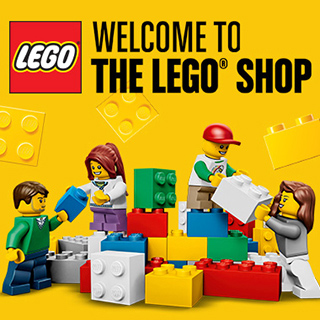 10% off Selected LEGO
